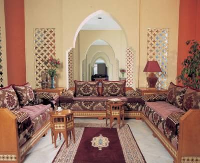Le salon algerien algerie mon pays for Salon algerien